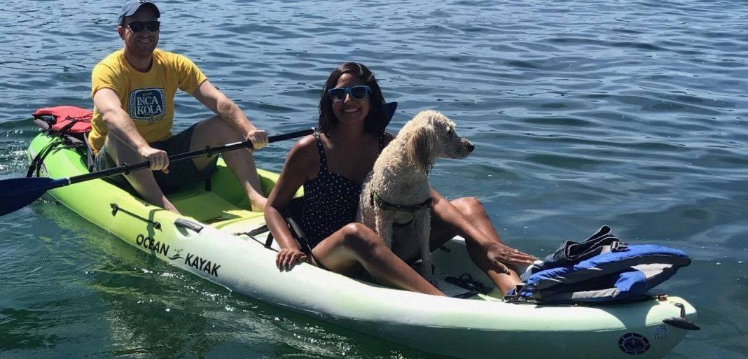 Olympia Orthopaedic Associates Kayaking with Marty