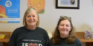 Orting Food Bank Thanksgiving Donations