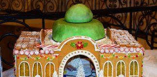 Gingerbread Showcase Marriott Tacoma