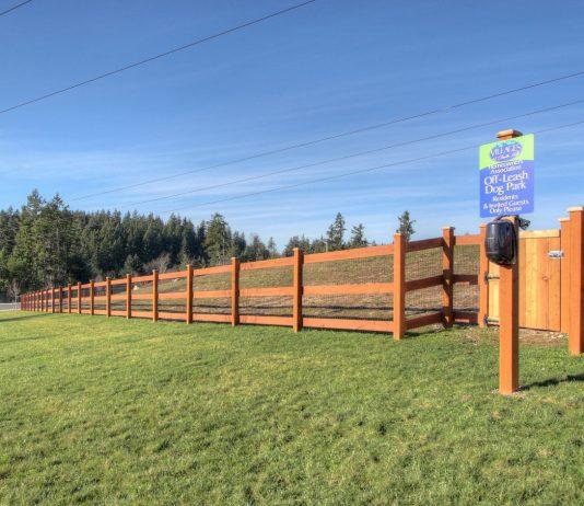 Rob Rice VSH dog park