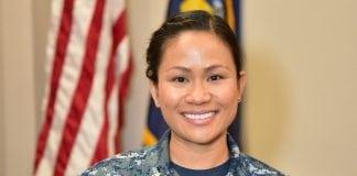 Chief Petty Officer Runsiya Richards
