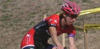 Monica racing cyclocross
