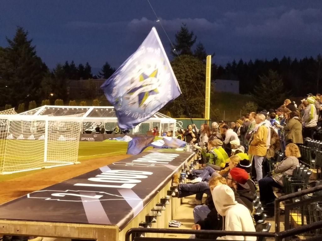 S2 Game at Cheney Stadium