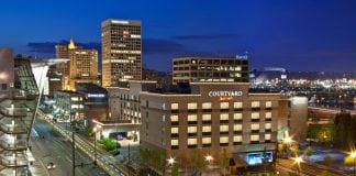 Courtyard Marriott Downtown Tacoma