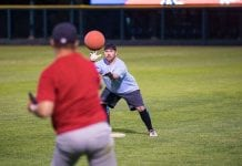Comeback Sports Kickball
