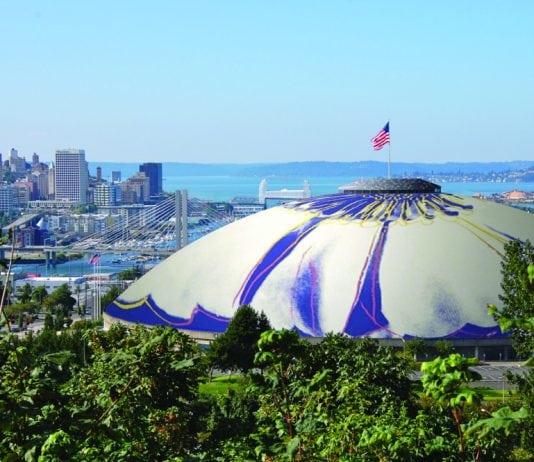 Tacoma Dome Andy Warhol