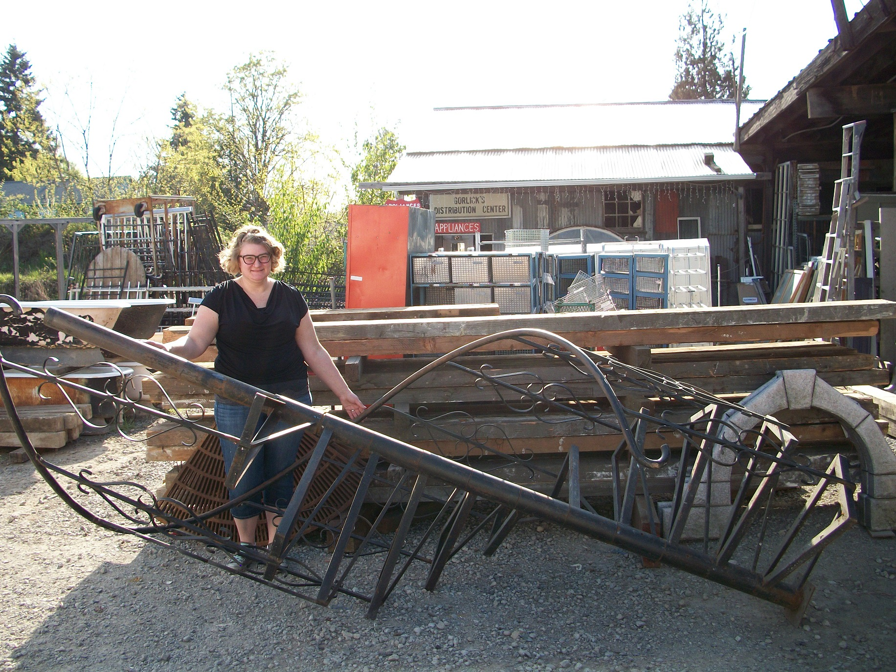 Earthwise Architectural Salvage Bringing Tacoma S History To Your