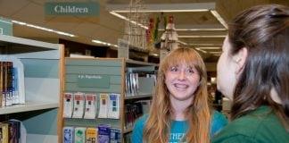 Pierce County Library Teen Volunteers
