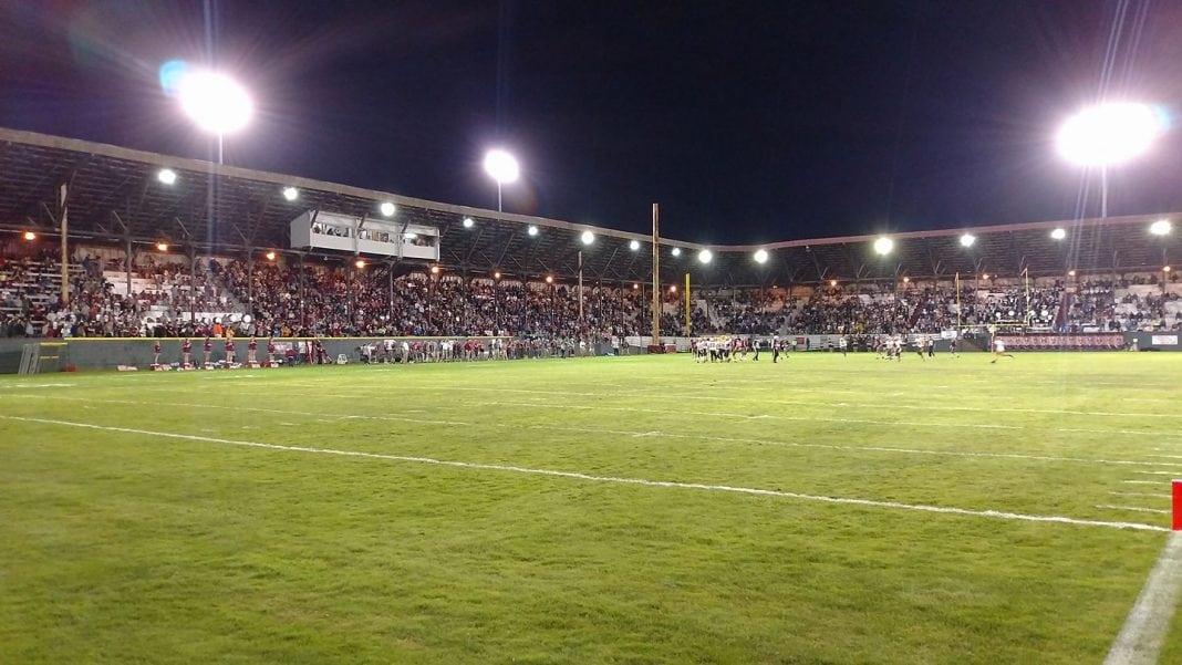 Olympic Stadium Football