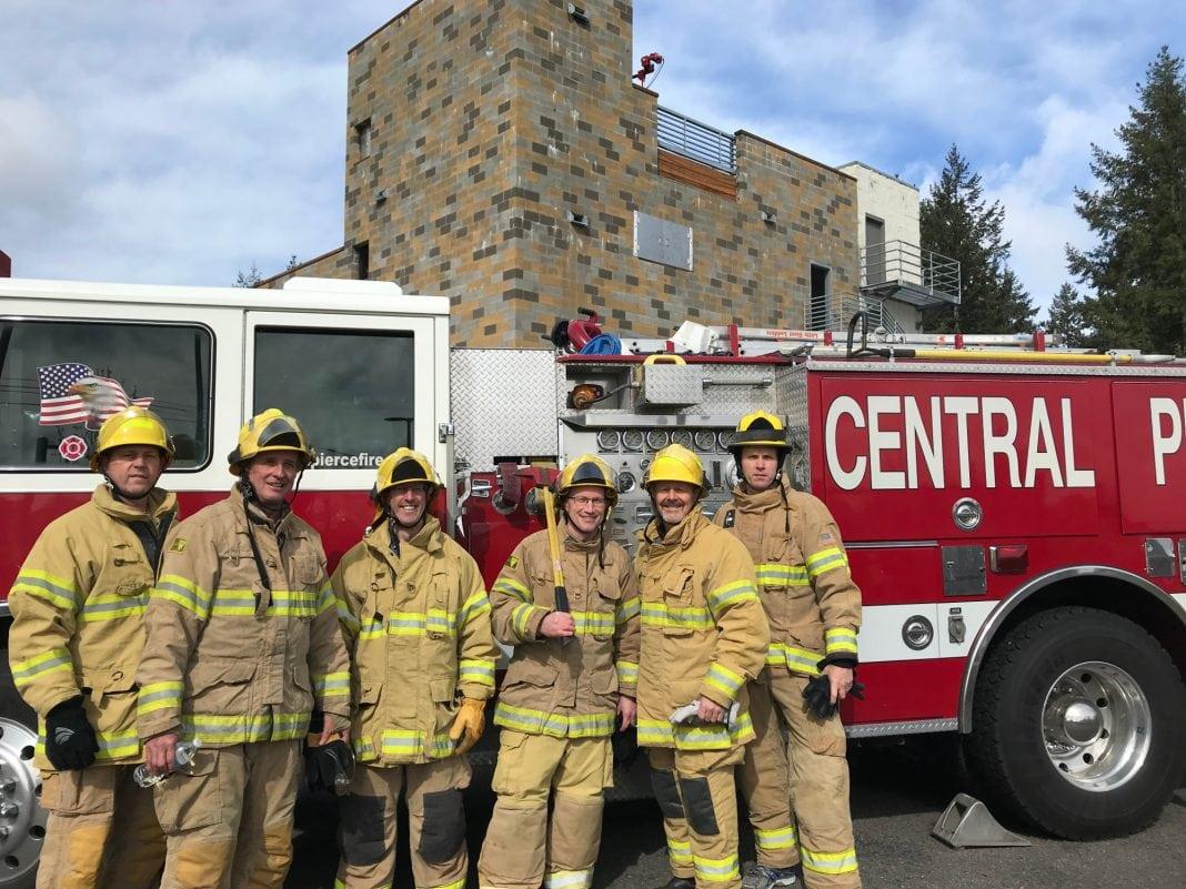 Puget Sound Orthopaedics Firefighters