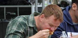 Lacey BBQ Chicken Eating Contest