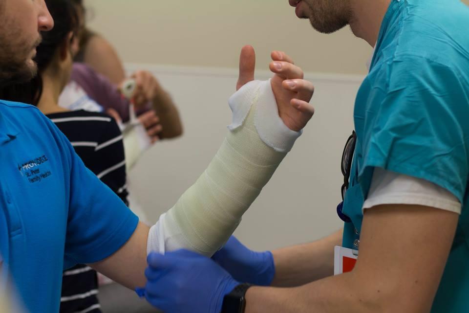 Olympia Orthopaedic arm