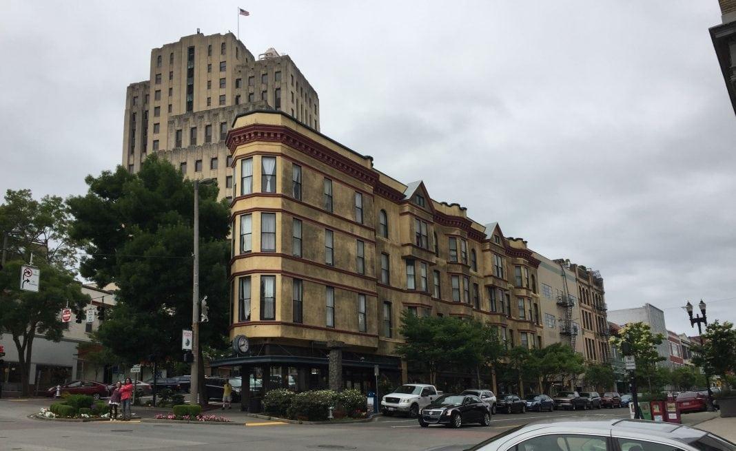 Bostwick Building Tacoma