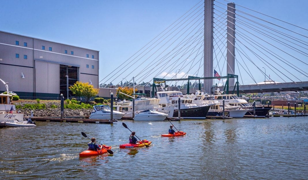 Paddle Tacoma