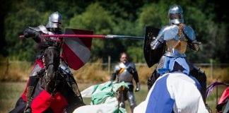 Washington Midsummer Renaissance Faire Jousting For Honor