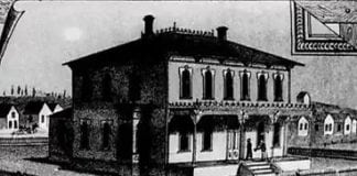 1883 hosmer house