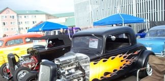 Quinault Show N Shine