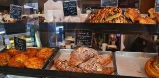 Corina Bakery baked goods