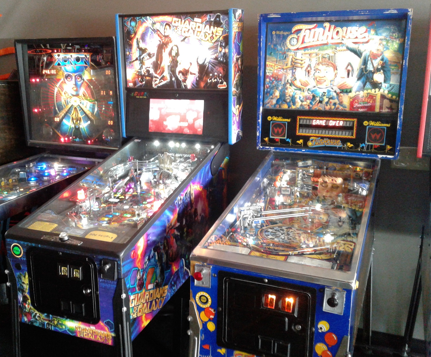 Sensational Four Tacoma Gaming Hotspots That Are Not Just For Kids Interior Design Ideas Gentotryabchikinfo