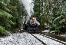 Polar Express Elbe WA