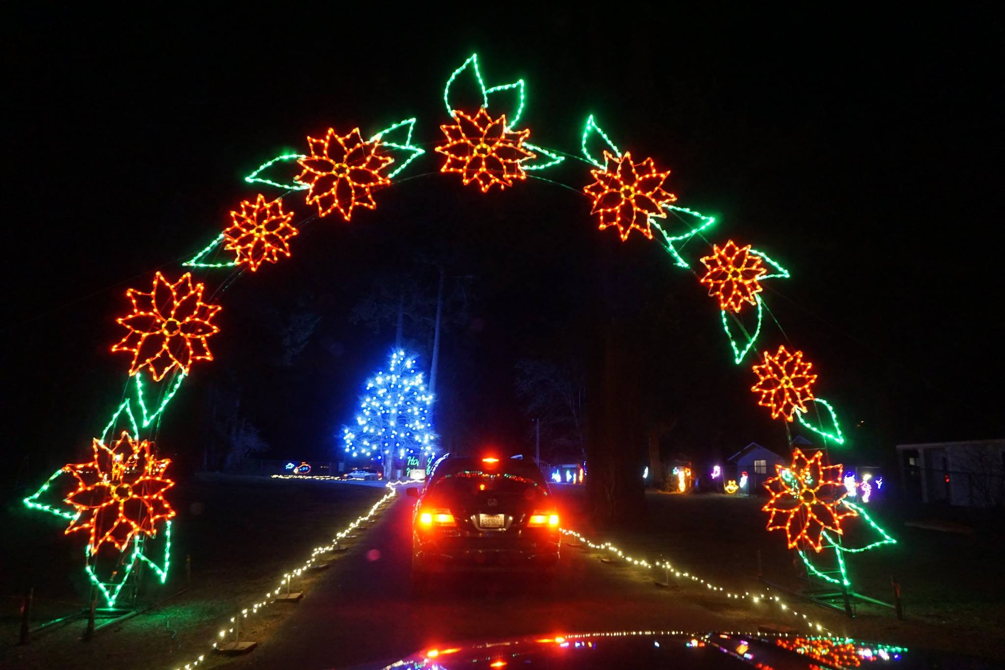 Spanaway Christmas Lights 2019 Fantasy Lights Spanaway   SouthSoundTalk