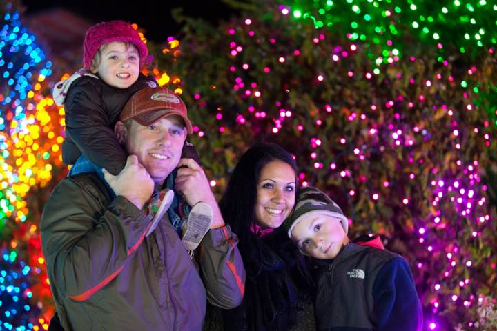 Zoolights Point Defiance Zoo
