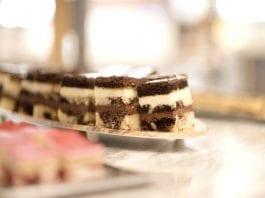 QBRC chocolate dessert