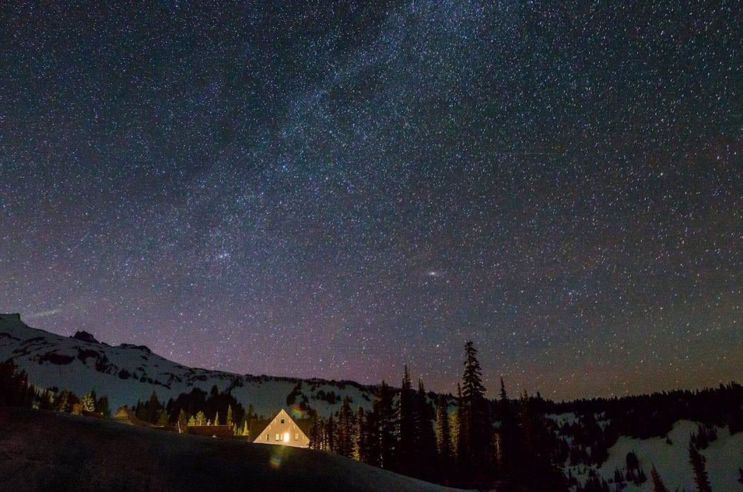South Sound Stargazing