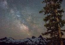 Tacoma Night Sky