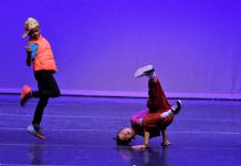 TUPAC Hip Hop Dancers