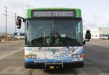 Pierce Transit Buses