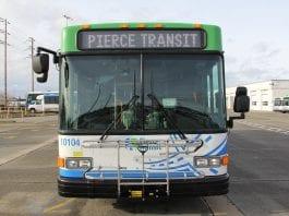 Pierce Transit Buses