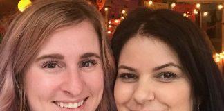 Molly Alvarado and Catie Diaz