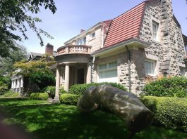 Ray Gamble house Tacoma