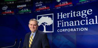 Heritage Bank Brian Vance