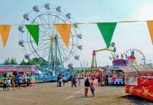 Southwest Washington Fair - Carnival