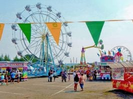 Southwest Washington Fair - Carnival