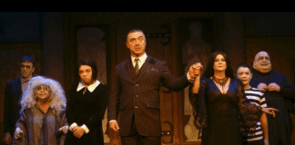 Tacoma Musical Playhouse Addams Family