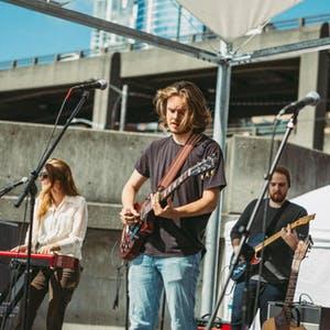 Alec Shaw @ Rooftop at Alma Mater