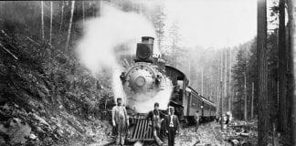 Tacoma & Eastern Railroad 1908