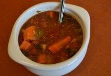 Infinite Soups Veggie Soup 2