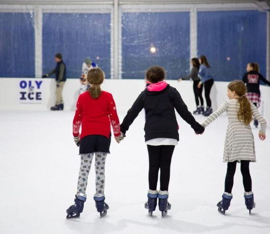 Olympia Ice Skating Rink
