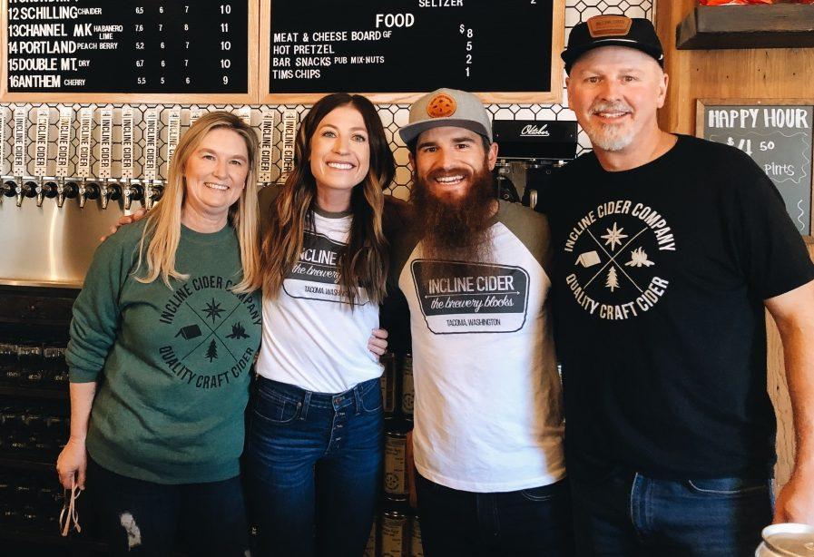 Incline Cider Tacoma
