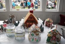 Striezelmarket Gingerbread Contest