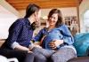 centeringpregnancy pregnant couple