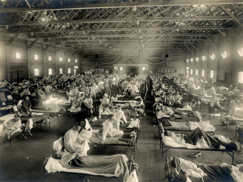 1918 Spanish Flu
