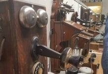 Tacoma Pioneer telephone museum