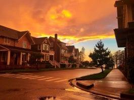 Sunset at Seabrook