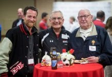 Saint Martin's Univeristy Homecoming 2020 125th Anniversary Pete Zahn Tom Barte Don Robbins