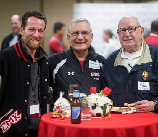 Saint Martin's Univeristy Homecoming 2020 125th Anniversary Pete Zahn Tom Barte Don Robbins